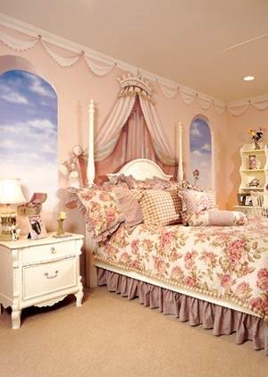 اتاقی شاایسته برای پرنس ها